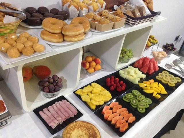 Desayuno en el Hotel Spa Niwa