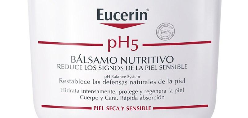 ¿Piel sensible? pH5 de Eucerin es tu línea de hidratantes