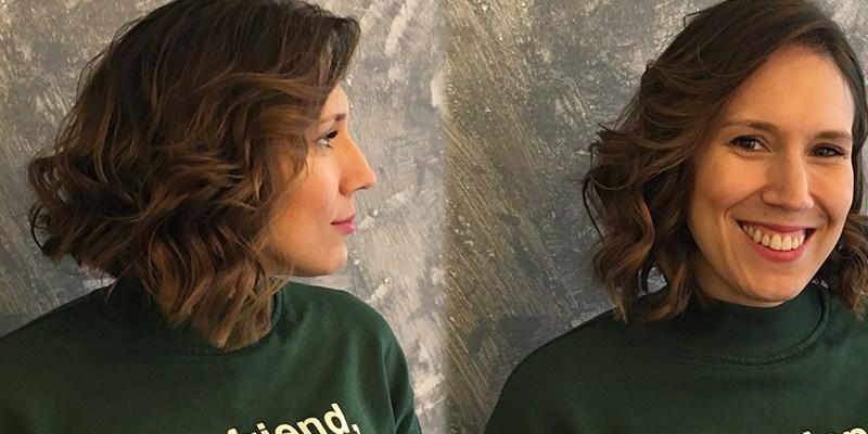 Cambio de look: Hair Krone + Wella