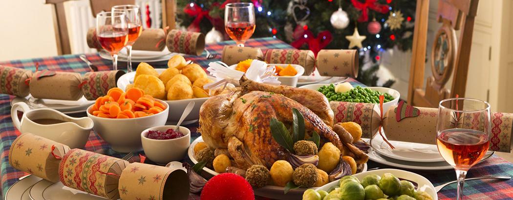 ¿No engordar demasiado en Navidades?, es posible