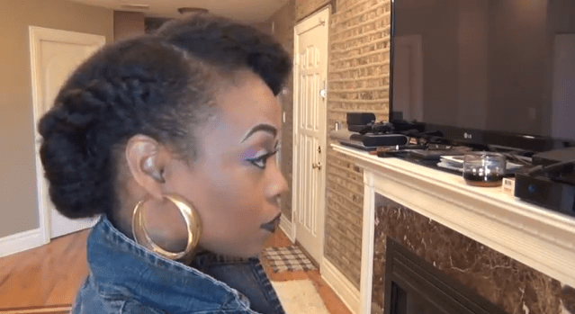 Easy Protective Style The Flat Twist Pin Up Bglh Marketplace
