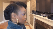 easy protective style flat