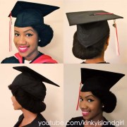 perfect graduation cap style