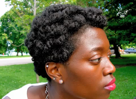 3 Cute And Easy Styles For Twas And Short Natural Hair Bglh