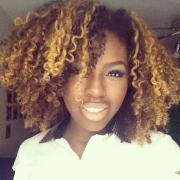 kelsey 3b natural hair style