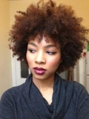 angela 4a natural hair style