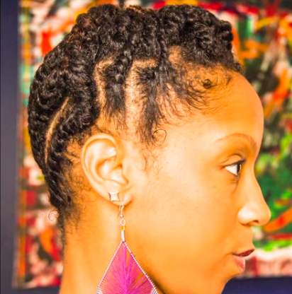 7 Fabulous Hairstyles For Short Natural Hair Bglh Marketplace