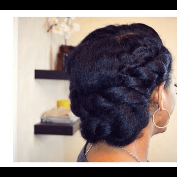 5 Ways To Wear A Chignon On Natural Hair BGLH Marketplace