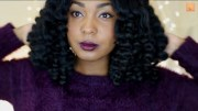 make crochet braid wig