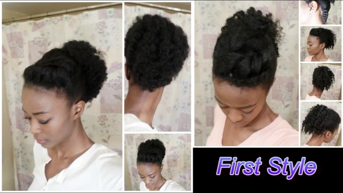 8 Quick Natural Hair Styles For Moms On The Go Bglh Marketplace
