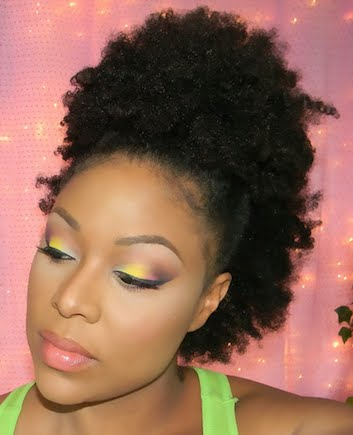 5 Ways To Switch Up Your Natural Hair Style This Spring Bglh