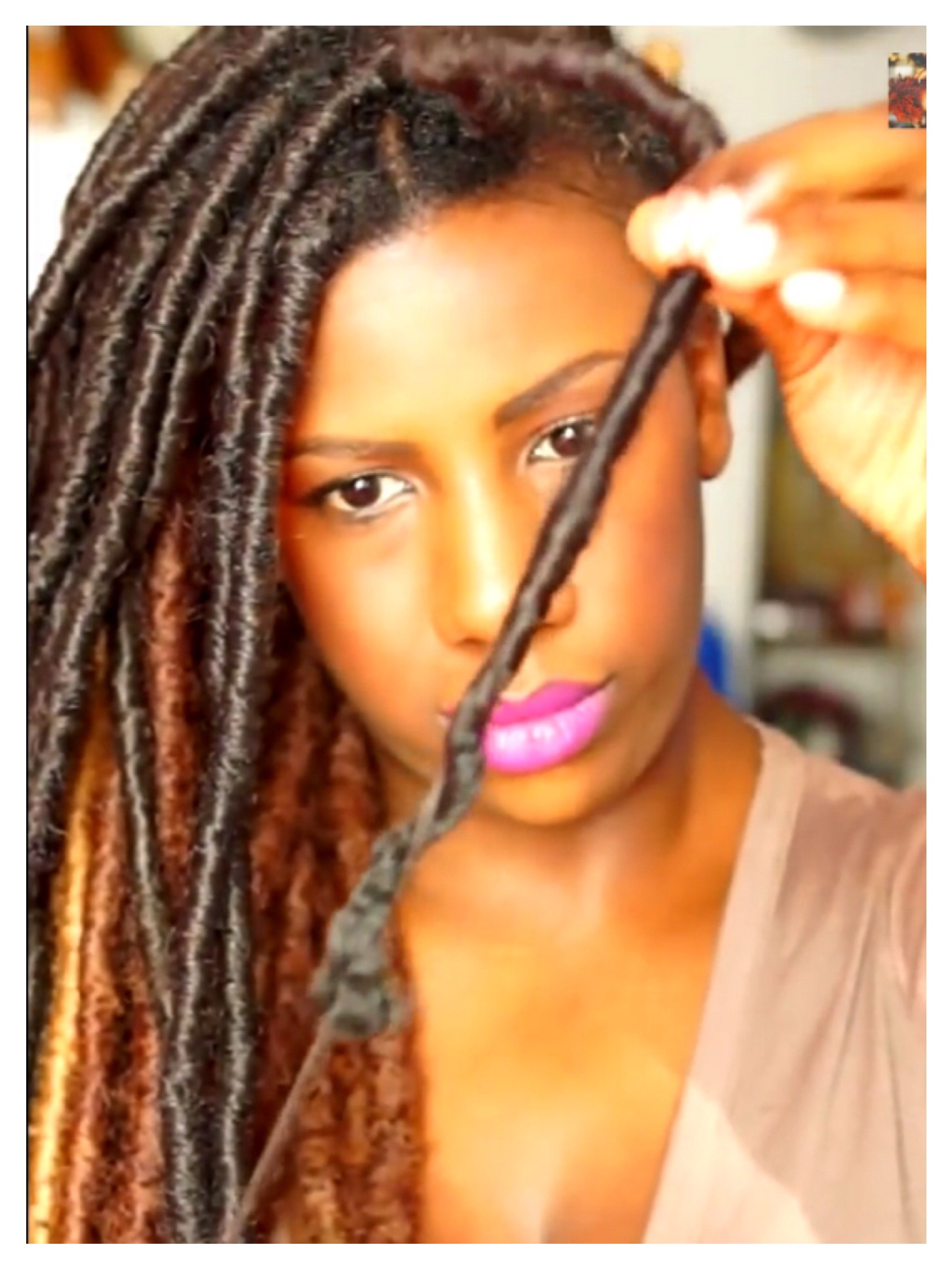 2 Ways to Take Down Faux Locs Quickly and Without Breakage BGLH