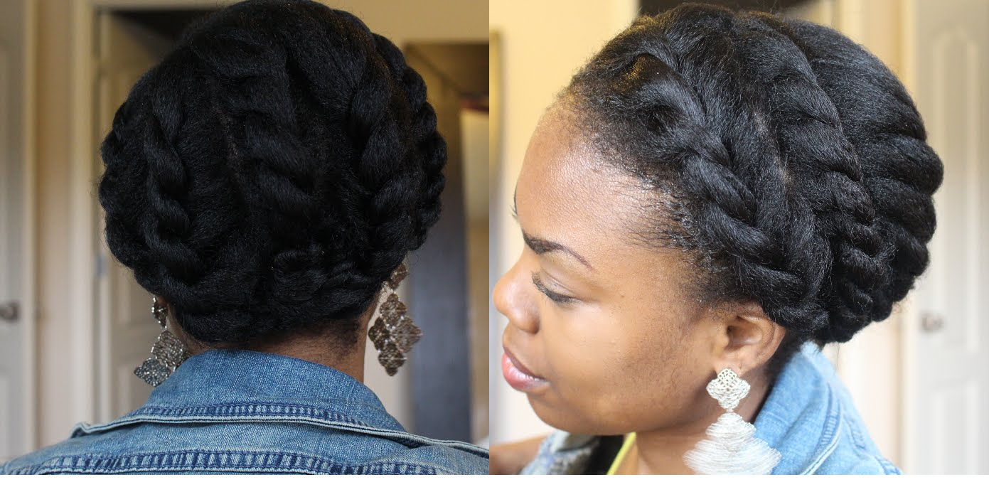 6 Of The Best Styles For Long Or Short 4b 4c Natural Hair 2015