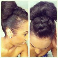 10 Gorgeous Photos of French and Dutch Braid Updos on