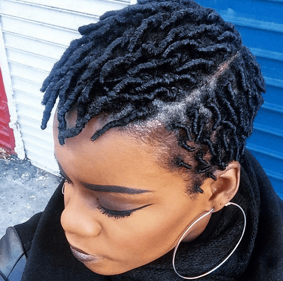 10 Unique Professional Styles For Short Natural Hair Of All