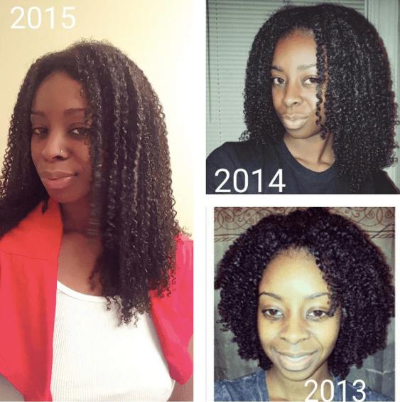 22 Inspiring Natural Hair Growth Journeys Bglh Marketplace