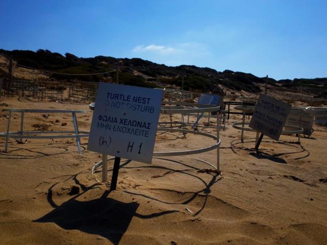 Visit to Haris in Cyprus; October 2014