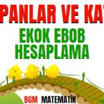 ÇARPANLAR KATLAR (Ebob Ekok Hesaplama ) / 7'DEN 8'E LGS 2021 MATEMATİK KAMPI #2
