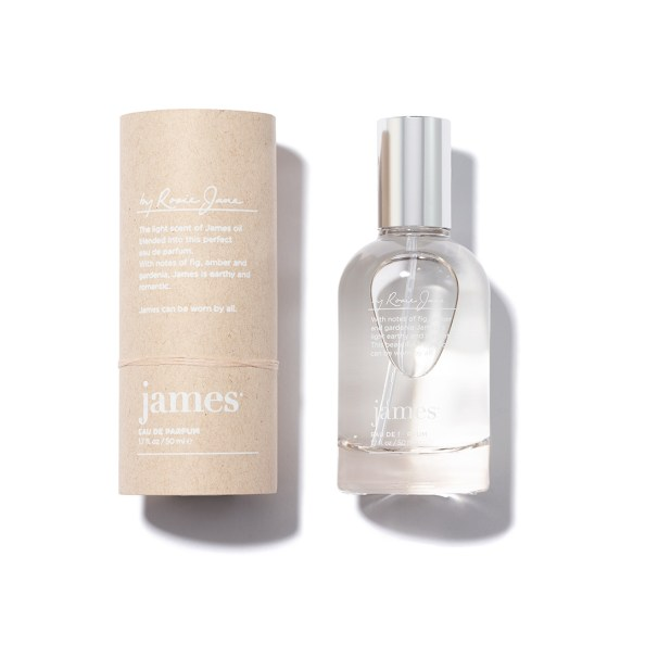 James Eau de Parfum, $49 for 1.7 fl oz, from By Rosie Jane