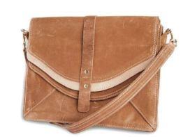Sseko Designs Saddle Crossbody Bag, $139.99, Photo Cred: Sseko Designs