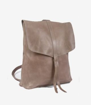 Yami Backpack in Slate, $68 from Raven & Lily, Photo Cred: Raven & Lily