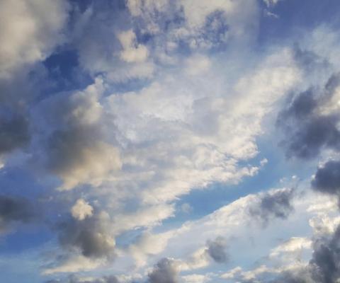 Wolken fotografieren
