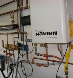 san jose navien tankless water heater softener filter combo and repiping [ 3264 x 2448 Pixel ]