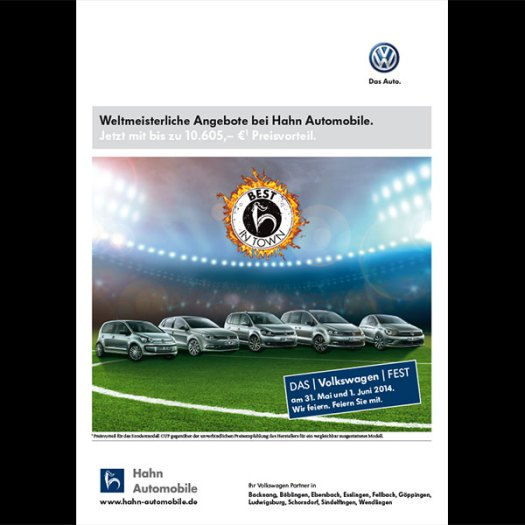 Flyer-Hahn Automobile – WM THEMA