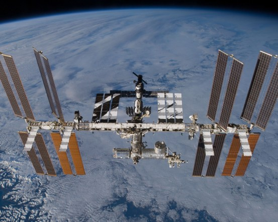 Walking through space, NASA's astronauts gave the ISS a big upgrade – BGR