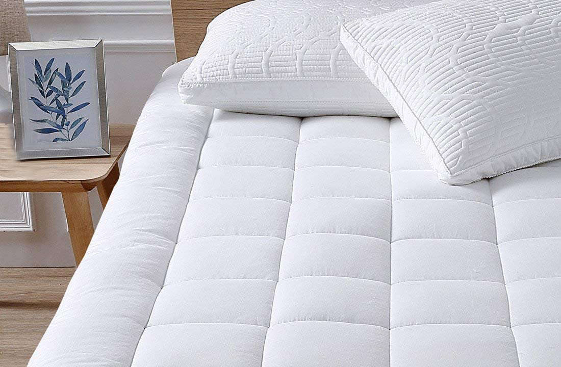 get this heavenly mattress topper for