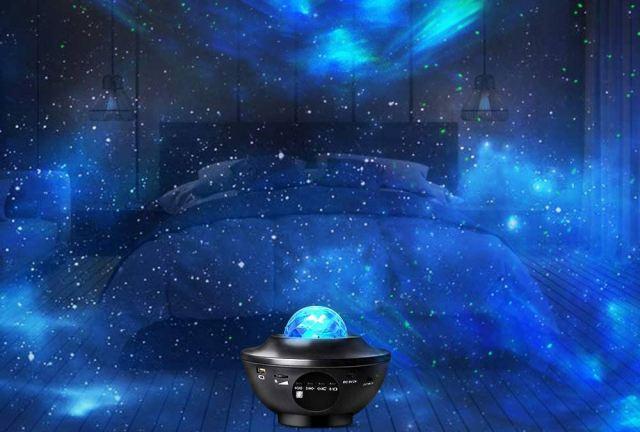 Galaxy Star Projector Amazon