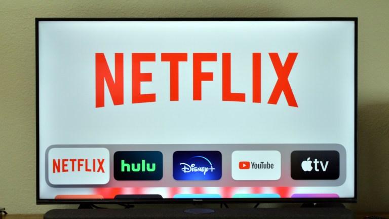 Interface Apple TV 4K 2021