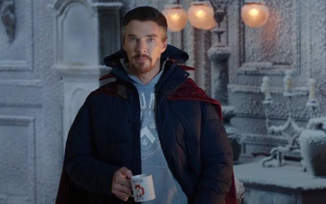 Doctor Strange 2 Trailer Release Date