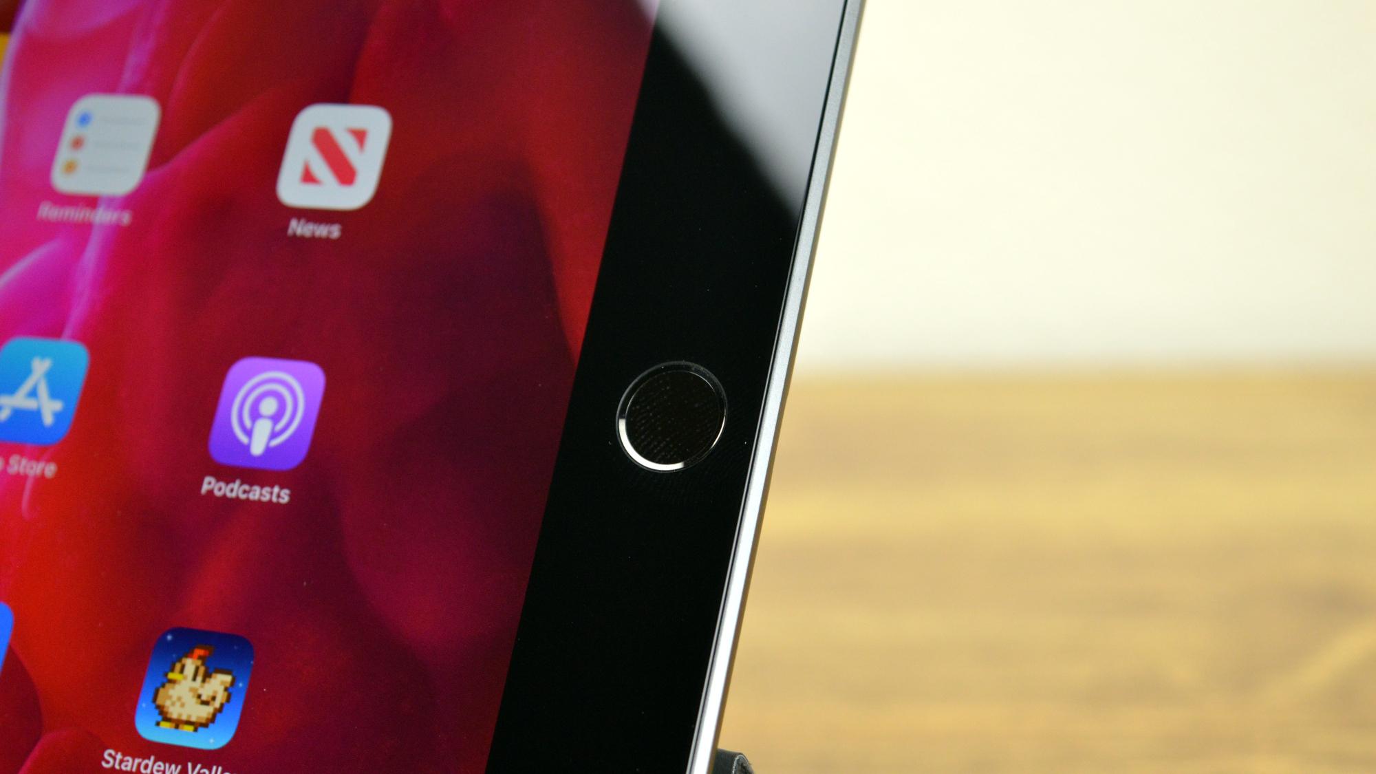 Apple iPad 2021 Touch ID