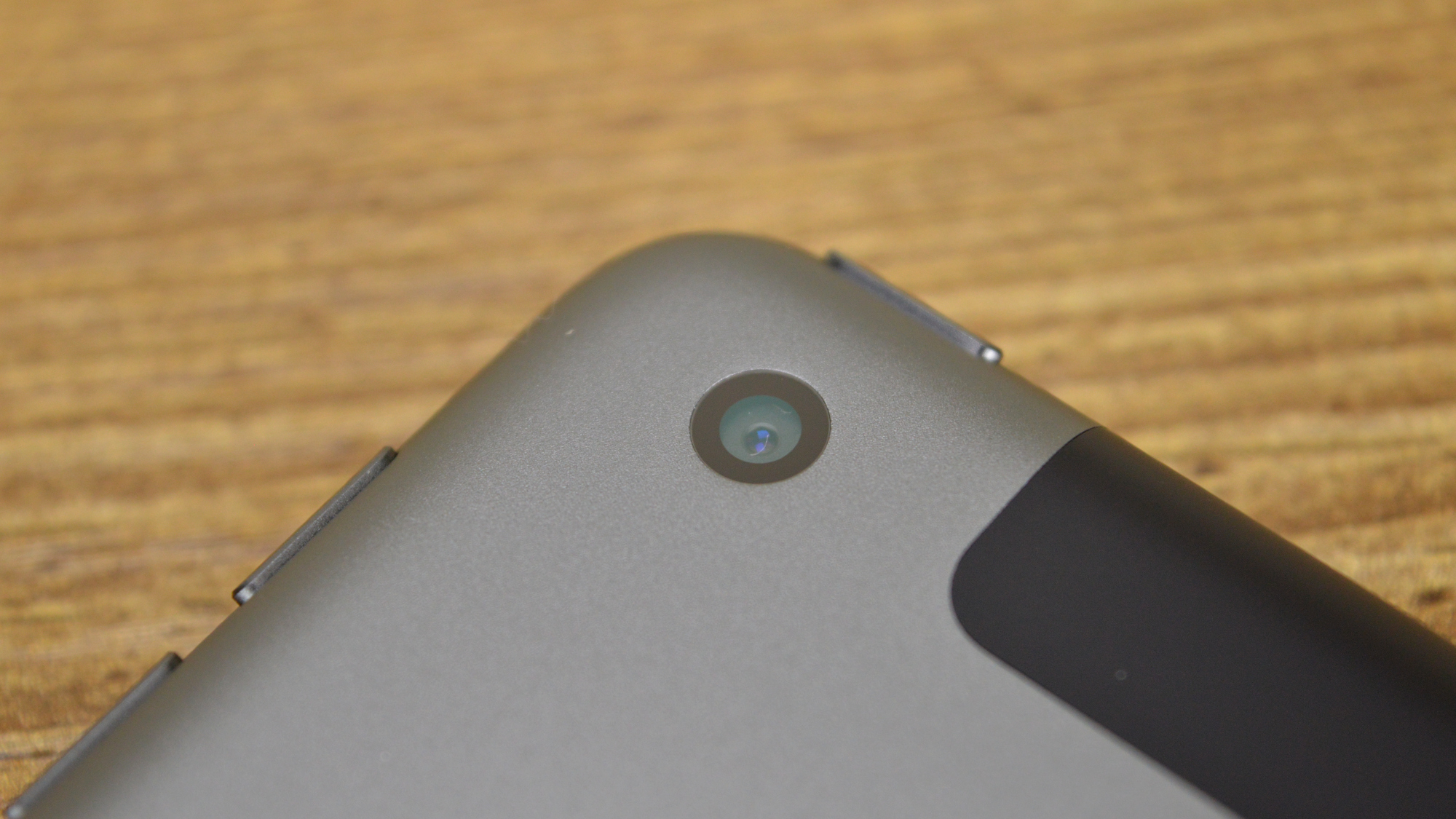 Apple iPad 2021 Camera