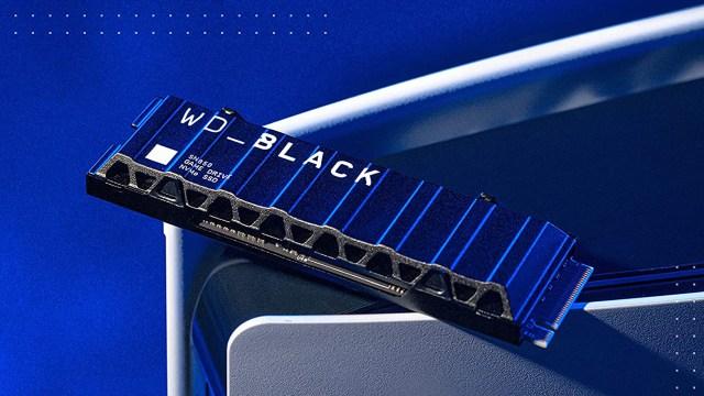 WD_BLACK SN580 Internal SSD