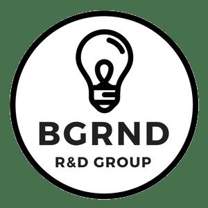 BgRnD Logotype