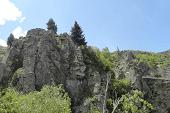 Местността Комините на Витоша