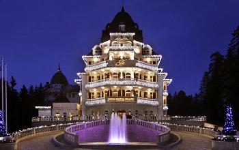 Хотел Феста Уинтър Палас - един от най-добрите СПА хотели в Боровец с 5 звезди