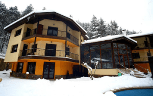 къща за гости галакси ЛП чифлик троянски балкан