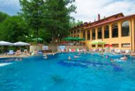 Минерален Външен басейн на СПА Хотелски Комплекс Балкан в Чифлика
