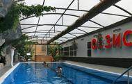 басейна на Балнео Хотел Маркони