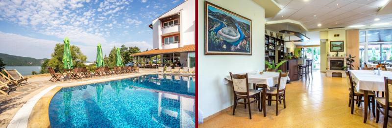 Семеен Хотел Св. Константин- един от прекрасните семейни хотели на язовир Кърджали