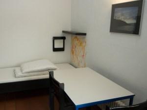 unser Zweibett Zimmer