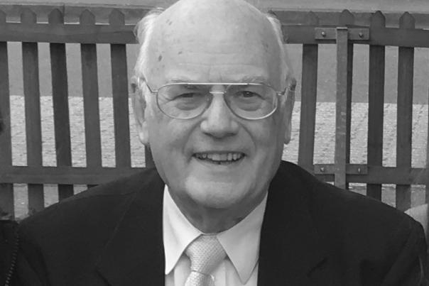 Pfarrer Wolfgang Sassenscheidt gestorben
