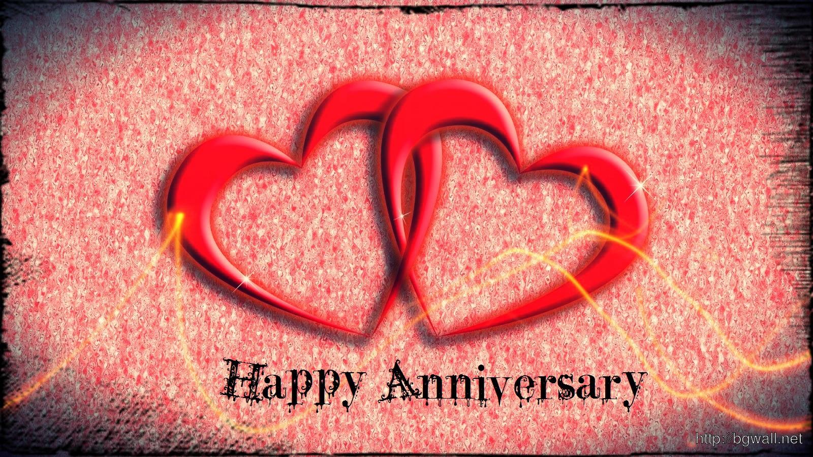 Happy Anniversary Hd Desktop Wallpaper Background
