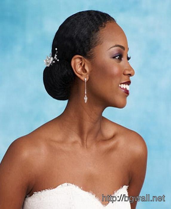 Short Black Wedding Hairstyle Ideas Background Wallpaper Hd