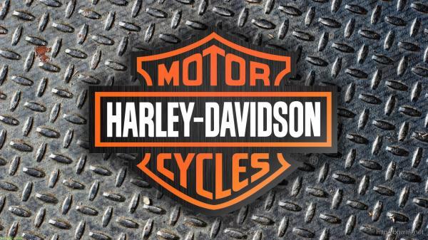 Harley Davidson Logo Wallpaper Background Hd