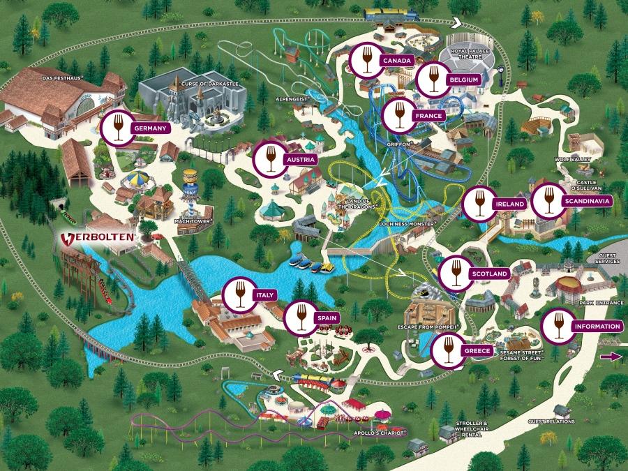 Full Event Map