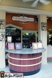 A wine tasting booth has been added inside San Marco's Bella Casa